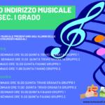 CORSO AD INDIRIZZO MUSICALE FAIANO